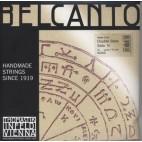 Cuerdas para contrabajo  Thomastik Belcanto-3/4 orquesta